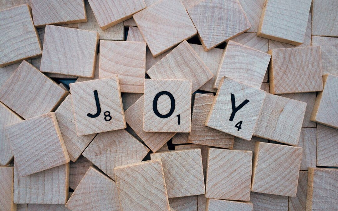 The Secret to Experiencing JOY